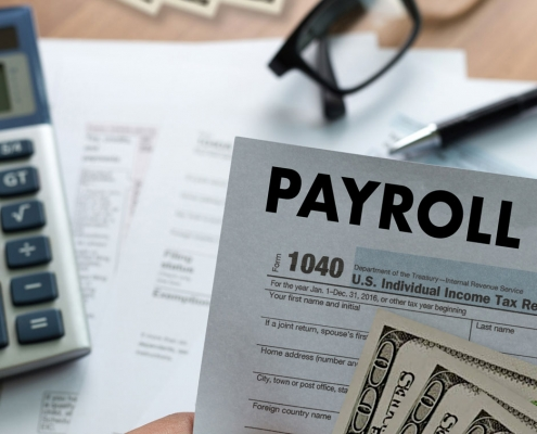 Alternative financing for payroll due