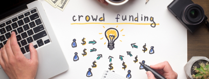 crowdfunding diagram