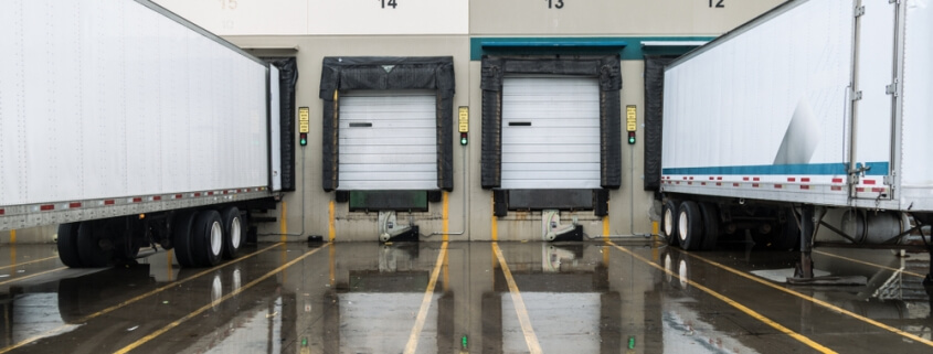 freight loading dock